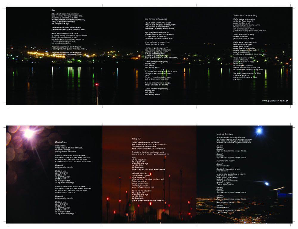 Album Mucis CD cover packaging