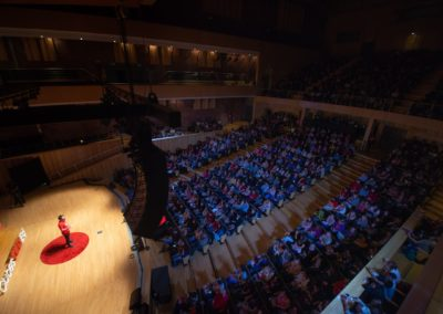 Gisela Giardino Fotografía TED-Ed Clubes