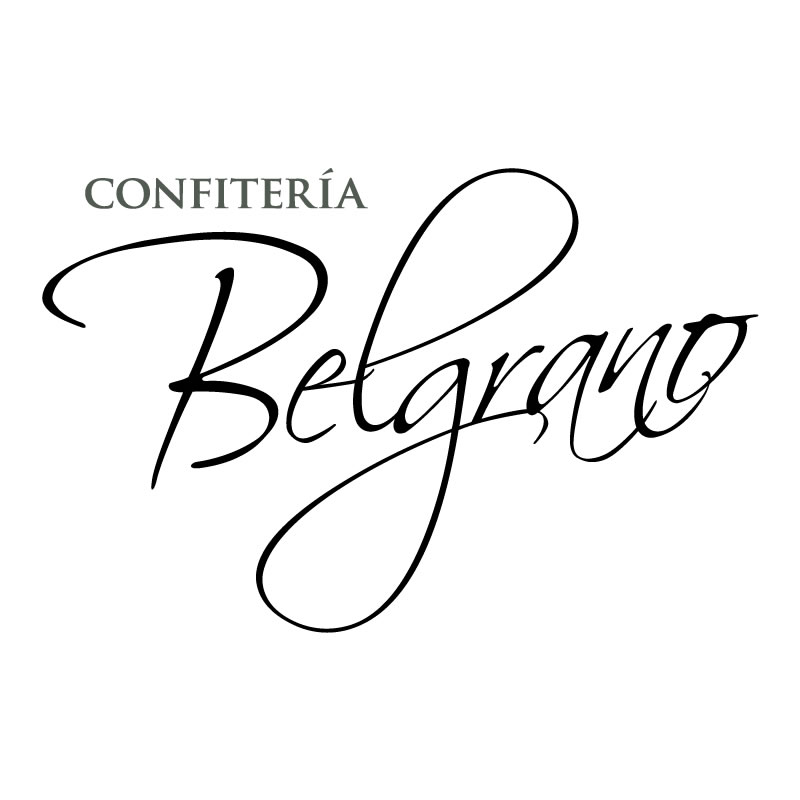 Logo Design Brand Belgrano