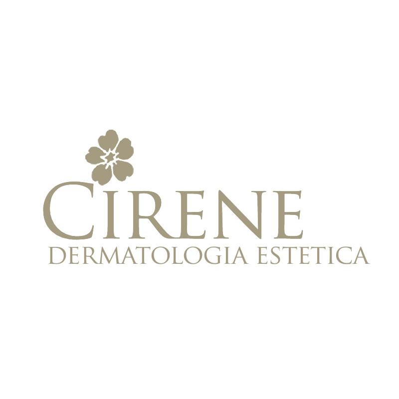 Diseño logo marca Estética Cirene