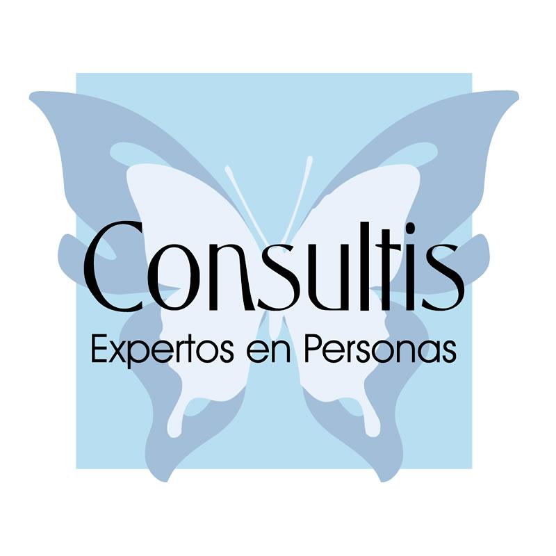 Diseño Logo Marca Grupo Consultis
