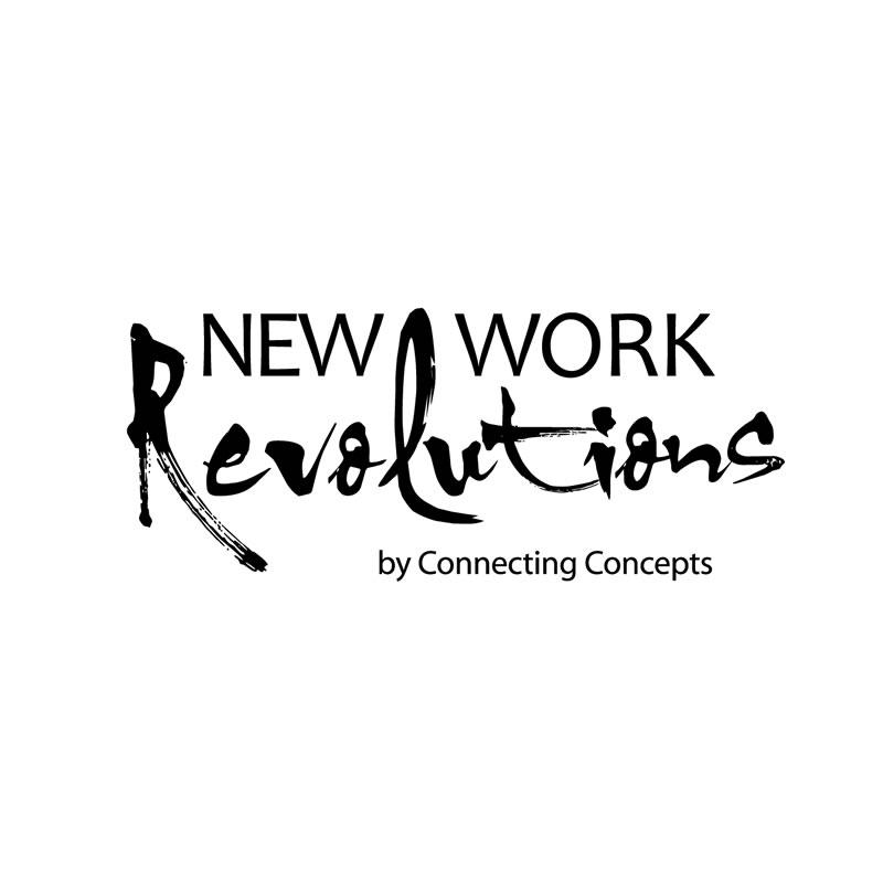 Diseño logo marca NWR