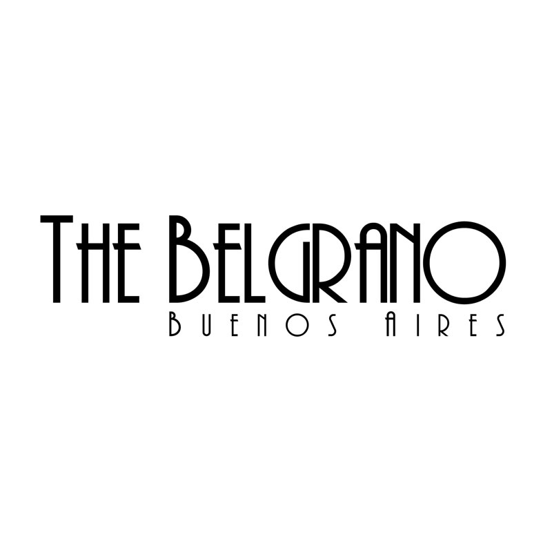 Diseño Logo Marca The Belagrano