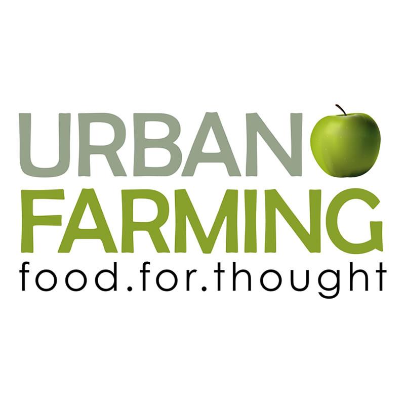 Diseño logo Urban Farming